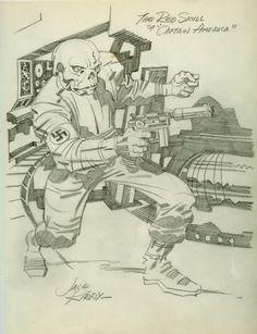 A Jack Kirby original........