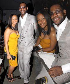 Rashard Lewis And LeBron James Girlfriend Savannah Brinson Hook Up ...