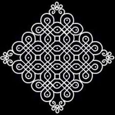Every occasion is special, and rangoli kolam designs enhance its beauty by adding colours and patterns. Check out the best kolam rangoli designs for festivals this year 2019 Indian Rangoli Designs, Simple Rangoli Designs Images, Rangoli Designs Flower, Rangoli Border Designs, Rangoli Patterns, Rangoli Ideas, Rangoli Designs With Dots, Rangoli With Dots, Beautiful Rangoli Designs