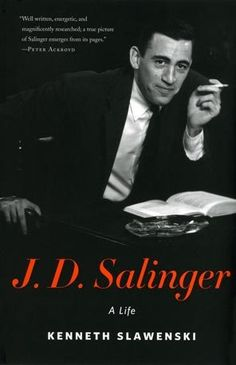 """R.I.P J. D SALINGER  """"I hope to hell that when I do die somebody has the sense to just dump me in the river or something. Anything except sticking me in a goddam cemetary. People coming and putting a bunch of flowers on your stomach on Sunday, and all that crap. Who wants flowers when you're dead? Nobody.""""  i bet they buried him.  bastards."""