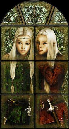 Elf Twins