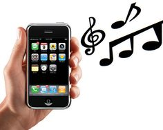 Mobile websites to download music