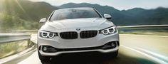 BMW 435i Convertible Animation GIF