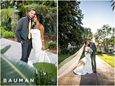 Gorgeous couple portraits.   Hotel Del Coronado Wedding, Photography by Bauman Photographers   View More: http://baumanphotographers.com/blog/destination-wedding-photography/2015/10/balboa-park-wedding-san-diego-ca-wedding/