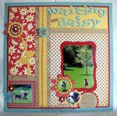 Waiting for Daisy ~ by Kendra Wietstock.  http://kendrawietstock.blogspot.com