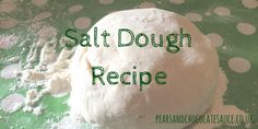 Salt dough is a really simple and cheap way to make decorations and ornaments with your kids. All you need is a couple of store-cupboard ingredients and you're good to go. You will need: 1.5 cups plain flour 1.5 cups salt Approx 250ml water 1. Add the flour and salt to a bowl and mix …