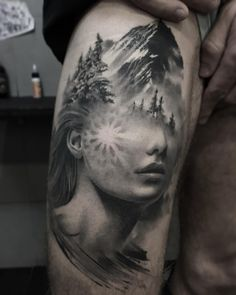 152 Best Black And Gray Tattoos Images Black Grey Tattoos Body