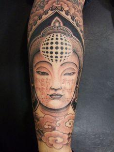 14 Harmonious Buddha Tattoo Designs