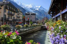 Chamonix, França.