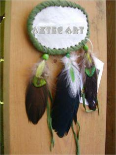 """Haarspange """"SPRING COLORS"""" von Aztec Art - Kunst und Kunsthandwerk auf DaWanda.com"""