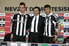 Gökhan Süzen ve Sinan imzaları attı (Video) Beşiktaş Haberleri