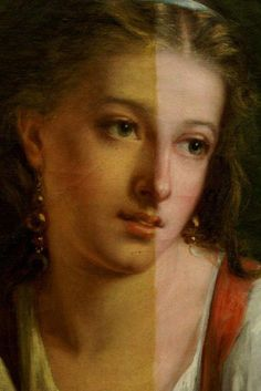Caring for Paintings - Cleaning and Varnish Removal.