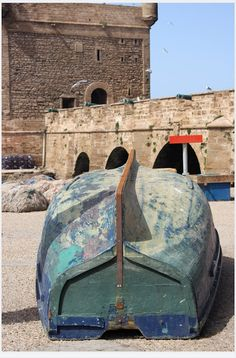 Do not hesitate: Essaouira   DoLessGetMoreDone  