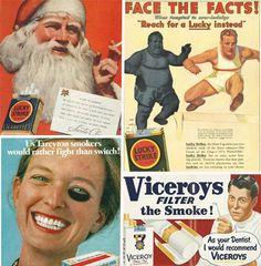 Cigarette Advertising: A Vintage Look at Smoking Adverts | Urbanist