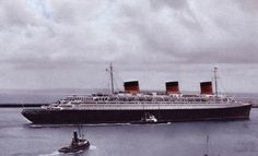 Ss Normandie, Cruise Ships, Queen Mary, Ways To Travel, Titanic, Yachts, Luxury Interior, Vintage Travel, Sailing Ships
