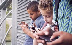 An App Designed To Save Your Kids From Smartphone Addiction Games For Little Kids, Our Kids, My Children, What Animal Are You, Cell Phones In School, Essential Questions, Coaching, Digital Citizenship, Teaching Kids