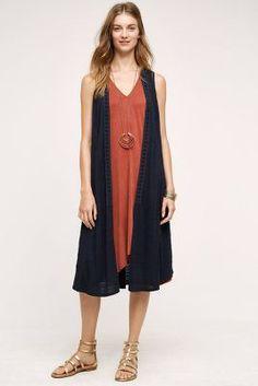 51120da8a86a Orange Dress, Gray Dress, Purple Dress, Blue Dresses, Dusters, Anthropologie,  Macrame, Sweater Outfits, Dress Skirt, Trends, Dressmaking