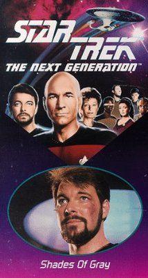 """Star Trek: The Next Generation"" Shades of Gray (TV episode 1989) - IMDb S2E22"