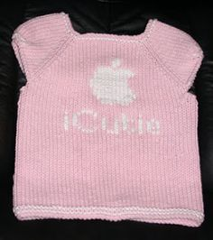 iCutie knit top