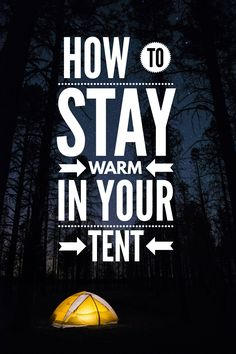 How to safely heat your tent this winter & 61 Best Winter tent camping images | Winter tent camping Camping ...