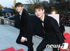 Woozi & Joshua | Seventeen