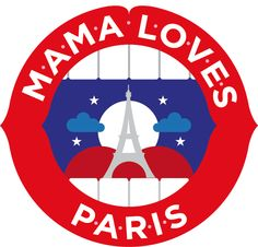 MAMA Paris Luggage Tag