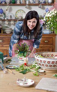 Kirsti Allsopp---loved Kirsti's Homemade Home!