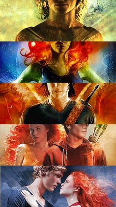 The Mortal Instruments Book Covers