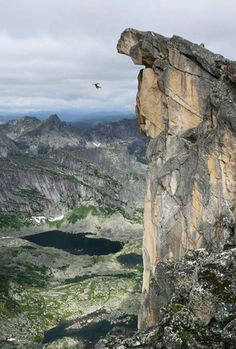 "Dragon's Tooth"" Peak - Ergaki Natural Park, Russia"