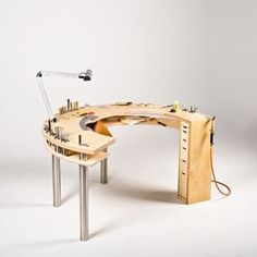 German Designed Jewelers Bench