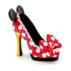 Zapato decorativo miniatura Minnie