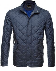 Barbour | Men's Flyweight Quilted Chelsea Jacket | JULES B