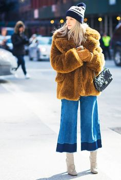 9 Style Tricks NYC Girls Always Do (That You Don't) via @WhoWhatWear