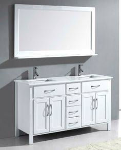 Custom Bathroom Vanities York Region toronto vanity: alliance | bathroom reno | pinterest | white