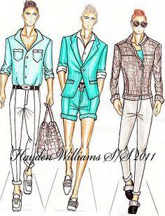New fashion drawing clothes hayden williams 38 ideas Fashion Maker, Fashion Art, New Fashion, Editorial Fashion, Trendy Fashion, Fashion Outfits, Classy Fashion, Fashion Shoes, Fashion Clothes