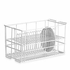 Wire 20 Dinner Plate Rack by Ten Strawberry Street - BedBathandBeyond.com
