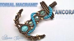"Tutorial macramè ""Ancora""/Macrame tutorial ""Anchor""/Diy tutorial"