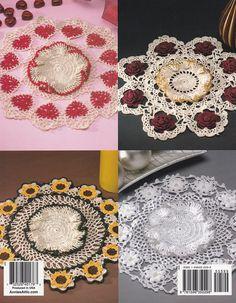 Decorative Doilies Annie's Attic Crochet Doily Pattern