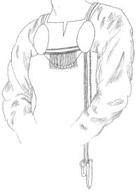 Viking women's clothing: The Køstrup find--very specific archeological information!