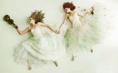 "Stylish Example Of Fashion Photography: ""Moonlight Sonata"""