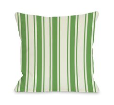 Tri-Stripes Throw Pillow