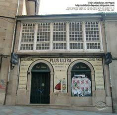 """Edificio Plus Ultra - This is the original building in which """"Edificios de Papel"""" based their Paper Model No 1402. Esta es la construcción original en la que """"Edificios de Papel"""" ha basado su maqueta de papel modelo 1402."""