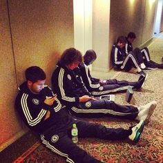 Chelsea phone addiction