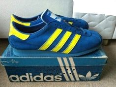 Adidas Surf OG made in France, this is a slightly younger version in a different colourway from 1978