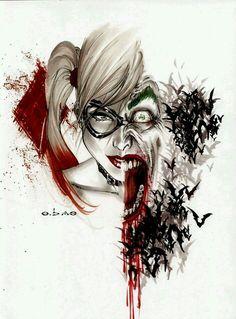 Joker and Harley Quinn