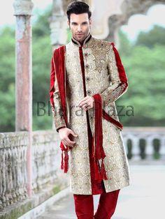 Wedding Look Sherwani