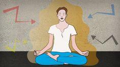 Wenn Meditieren heilt : Meditation hilft z.B. bei Angststörungen & Depression