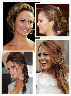 Hairspiration – Plait and Braid Hairstyles for your Wedding Day
