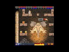 Eternum is a platform videogame with the look and feel of the '80s arcade cabinet games. Titles that have inspired and most influenced its creation are: Bomb Jack (Tehkan, 1984), Ghosts' n Goblins (Capcom, 1985), Baluba-louk no Densetsu (Able, 1986) and Psychic 5 (Jaleco, 1987).