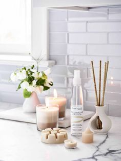 Freshen every room in your home with wonderful, welcoming fragrances made with…